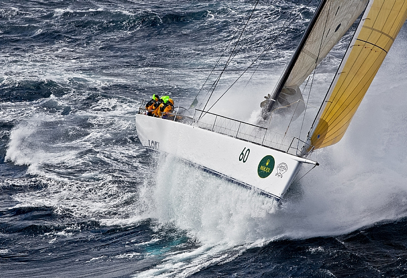 Loki (Photo by Rolex / Carlo Borlenghi)