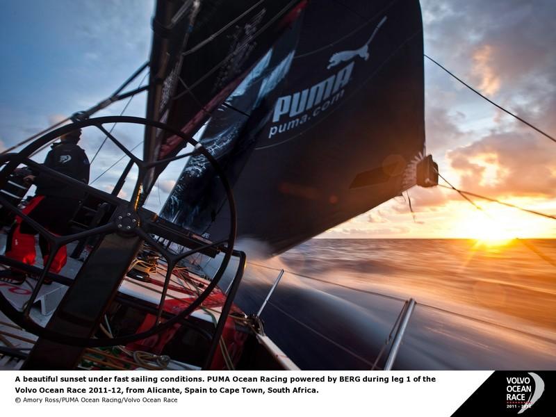 PUMA Ocean Racing (Photo  by Amory Ross/ PUMA Ocean Racing /Volvo Ocean Racing)