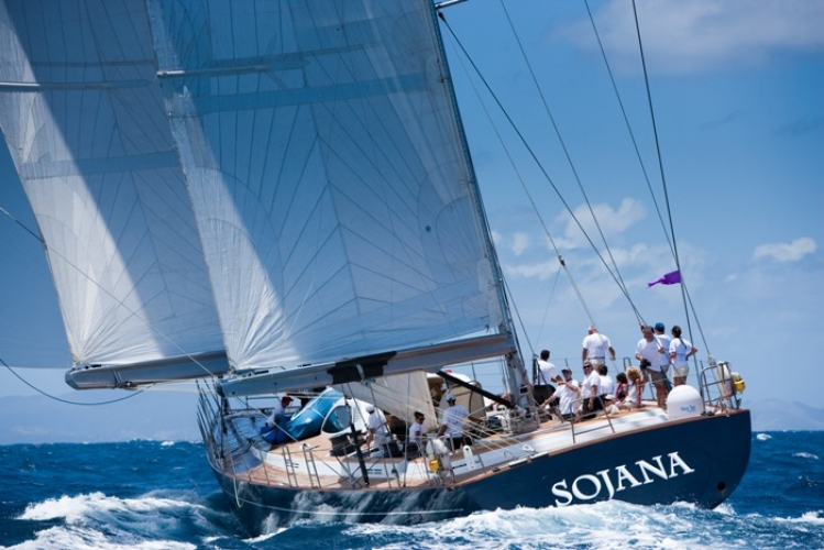 Sojana (Photo courtesy of International Maxi Association)