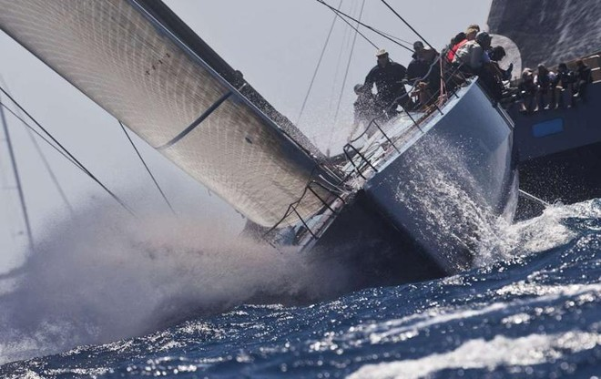 Highland Fling In Superyacht Cup Palma (Photo  by Guido Trombetta)