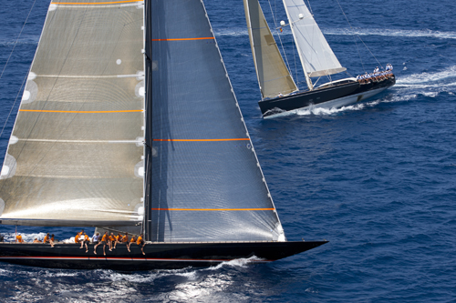 The Superyacht Cup Palma (Photo courtesy of Superyacht Cup)