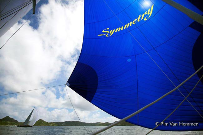 Symmetry Spinnaker (Photo by Pim Van Hemmen)