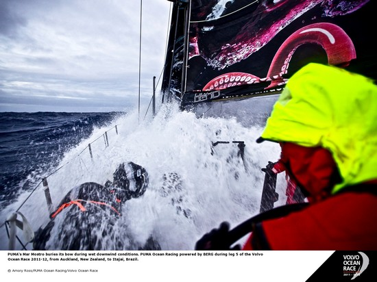 PUMA Ocean Racing (Photo by Amory RossPUMA Ocean Racing / Volvo Ocean Race)