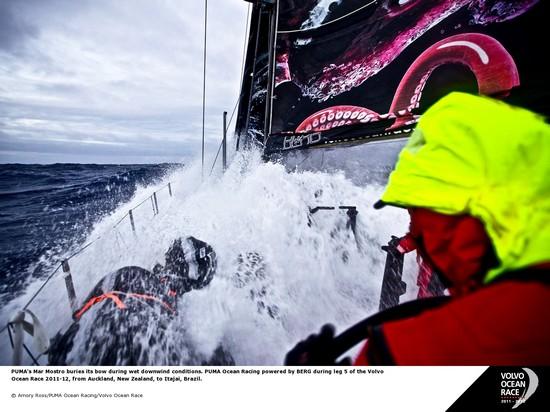 PUMA Ocean Racing (Photo by Amory RossPUMA Ocean Racing / Volvo Ocean Race)