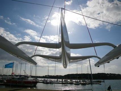 Oman Sail MOD70 (Photo courtesy of Oman Sail)
