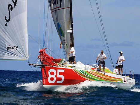 GROUPE PICOTY (Photo courtesy of Atlantic Cup)