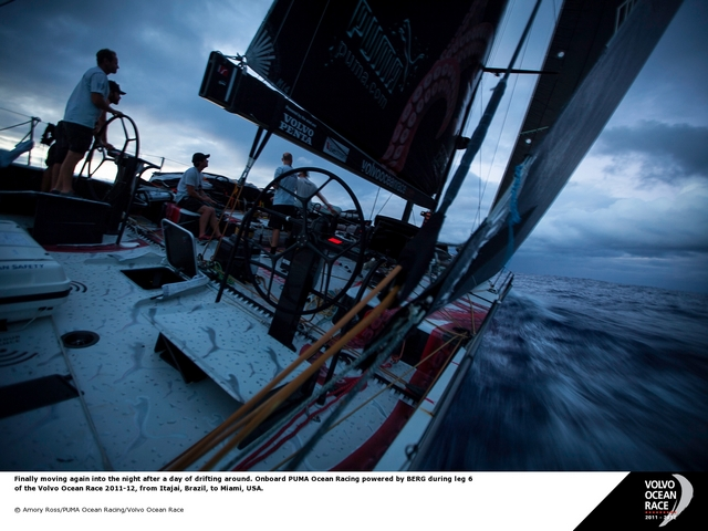 PUMA Ocean Racing (Photo by Amory Ross/ PUMA Ocean Racing/Volvo Ocean Race)