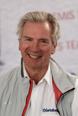 John Cook (Photo by Audi MedCup Circuit © Ian Roman/Audi MedCup)