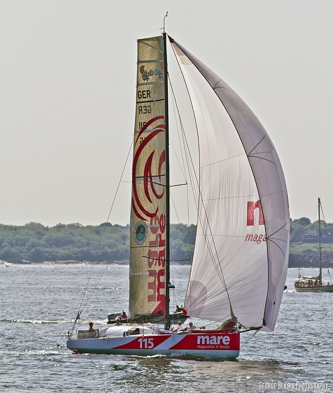 Mare, Winner of the 2012 Atlantic Cup (Photo by George Bekris)