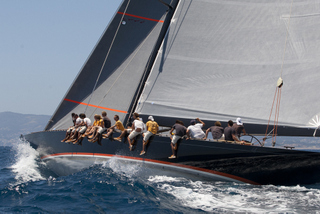 Firefly (Photo Courtesy of Superyacht Cup Palma)