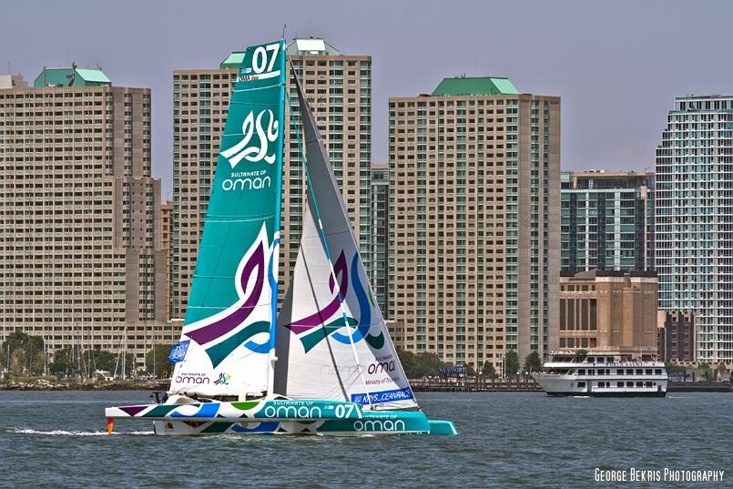 Oman Sail's Musandam (Photo by George Bekris)