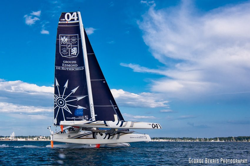 Groupe Edmond de Rothschild (Photo by George Bekris)