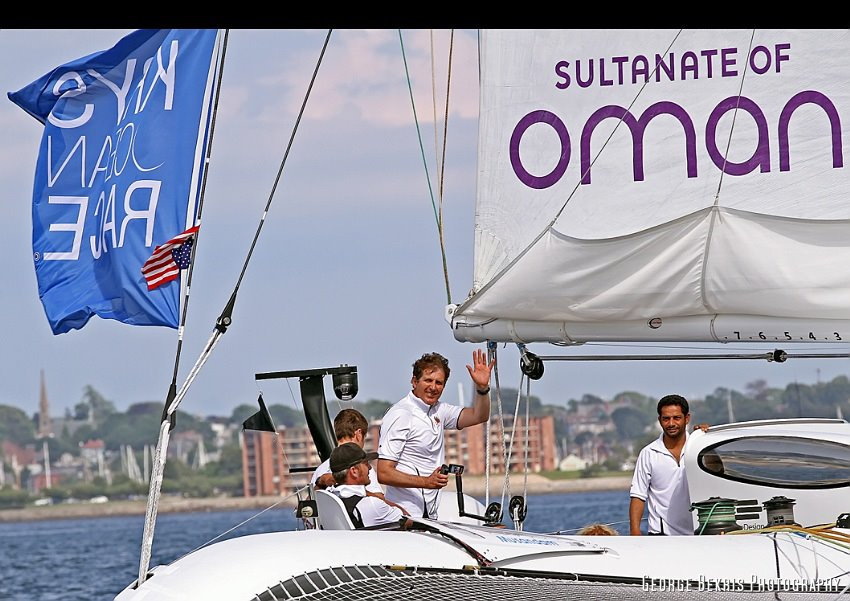 Oman Sail Crew (Photo by George Bekris)