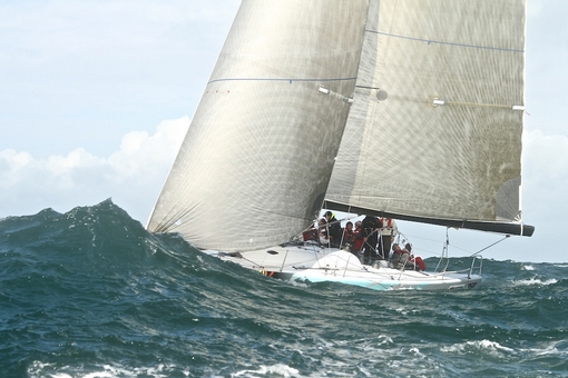 J.P. Morgan Asset Management Round The Island Race 2012 (Photo by Barry James Wilson)