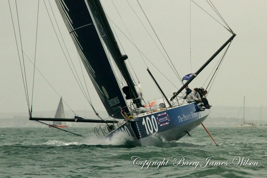 Cowes  Barry James Wilson