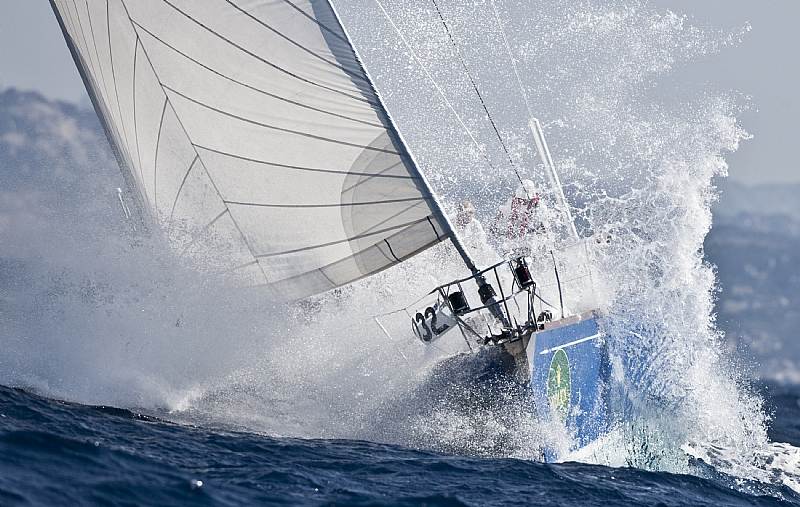 GERONIMO Swan 651  (Photo by Rolex / Carlo Borlenghi)