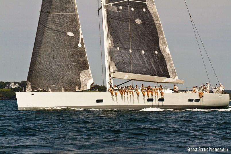 Indio, Newport Bucket Regatta Overall Wnner  (Photo by George Bekris)