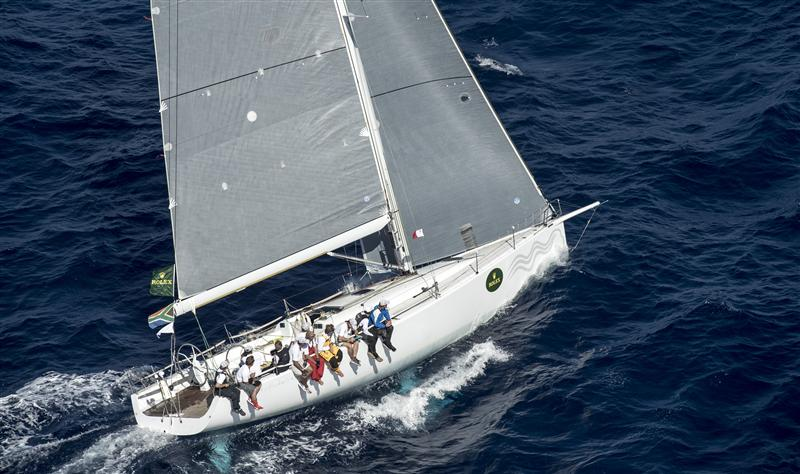 Hi Fidelity Overall Winner 2012 Rolex Middle Sea Race