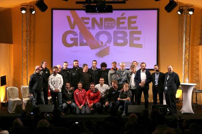 2012 Vendée Globe Skippers