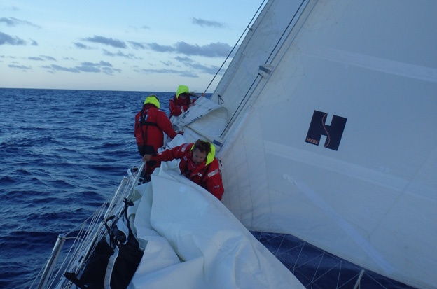 Photo courtesy of Henri Lloyd / Clipper Round the World Race 2013-14