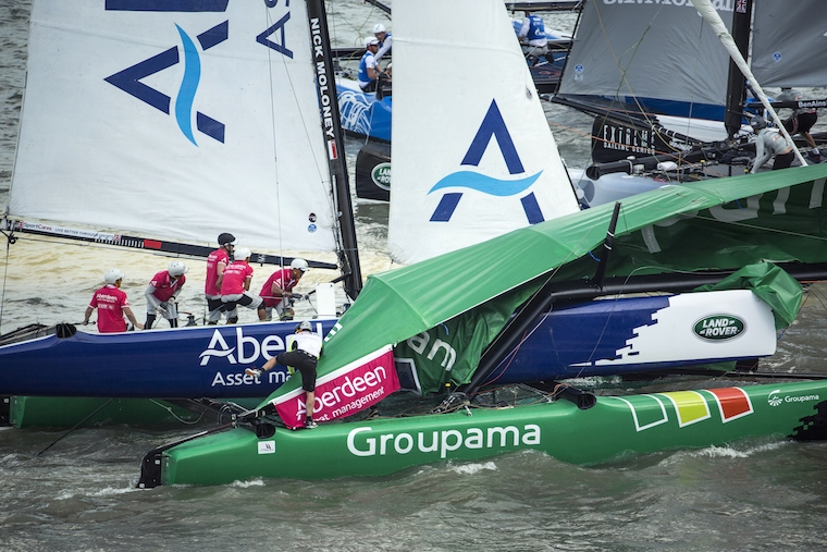 Groupama Extreme 40 Photo by Lloyd Images