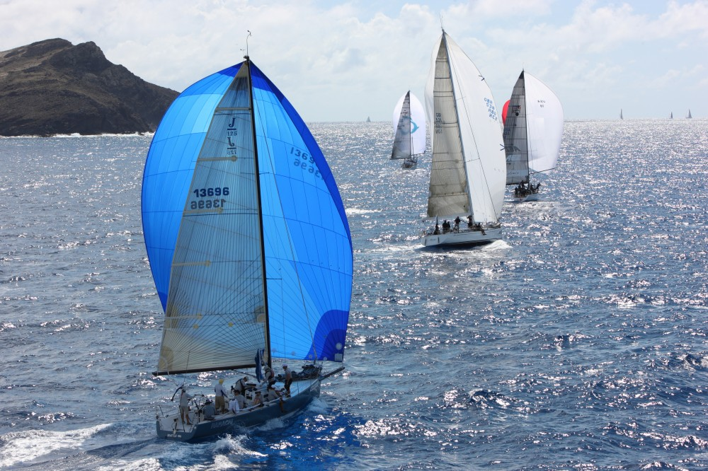Les Voiles de Saint Barth 2013 (Photo by Tim Wright)