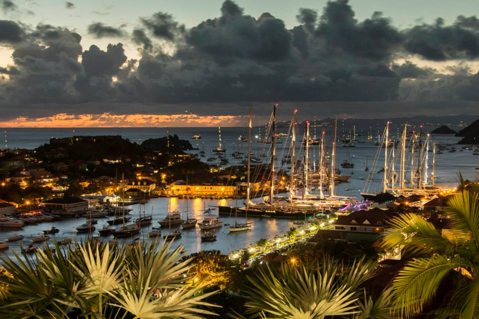 Saint Barth Bucket 2014  Gustavia Port in Saint Barth Photo: © Carlo Borlenghi — at Saint Barth.