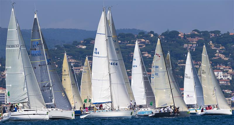 Race Start (Photo by Rolex Carlo Borlenghi)