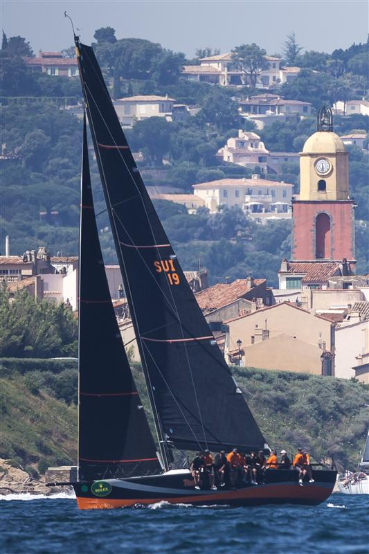 TEAM VISION FUTURE, Sail n: SUI19, Owner: MICHAEL MERGUI, Group A (IRC Classes 0-1-2) (Photo by Rolex / Carlo Borlenghi )