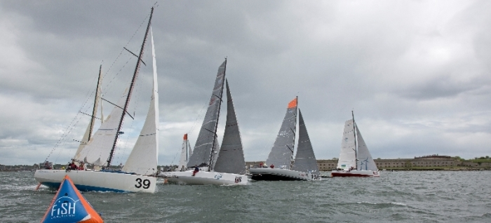 Atlantic Cup Fleet 2013 by Billy Black