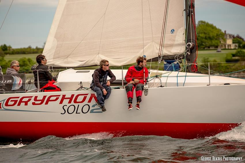 Gryphon Solo  2 Winner 2014 Atlantic Cup (Photo by George Bekris)