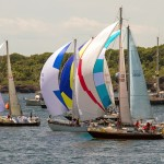 The Newport Bermuda Race 2014: And They're off and Thrashing
