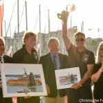 IMOCA Ocean Masters New York to Barcelona Inagural Wrap Up 2014
