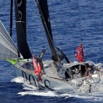 Hugo Boss skippered by Ryan Breymaier and Pepe Ribes Win the IMOCA Ocean Masters New York to Barcelona 2014