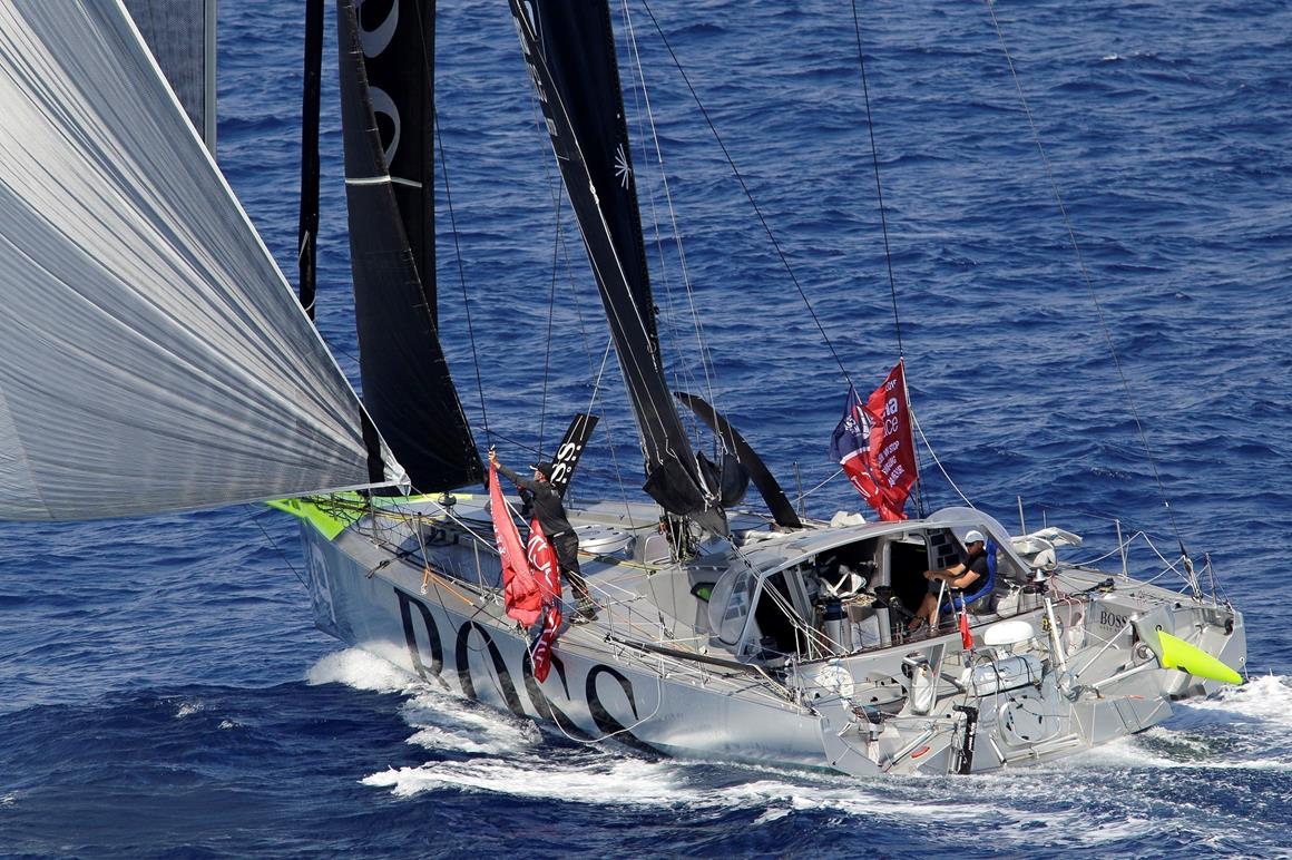 Hugo Boss IMOCA 60 1