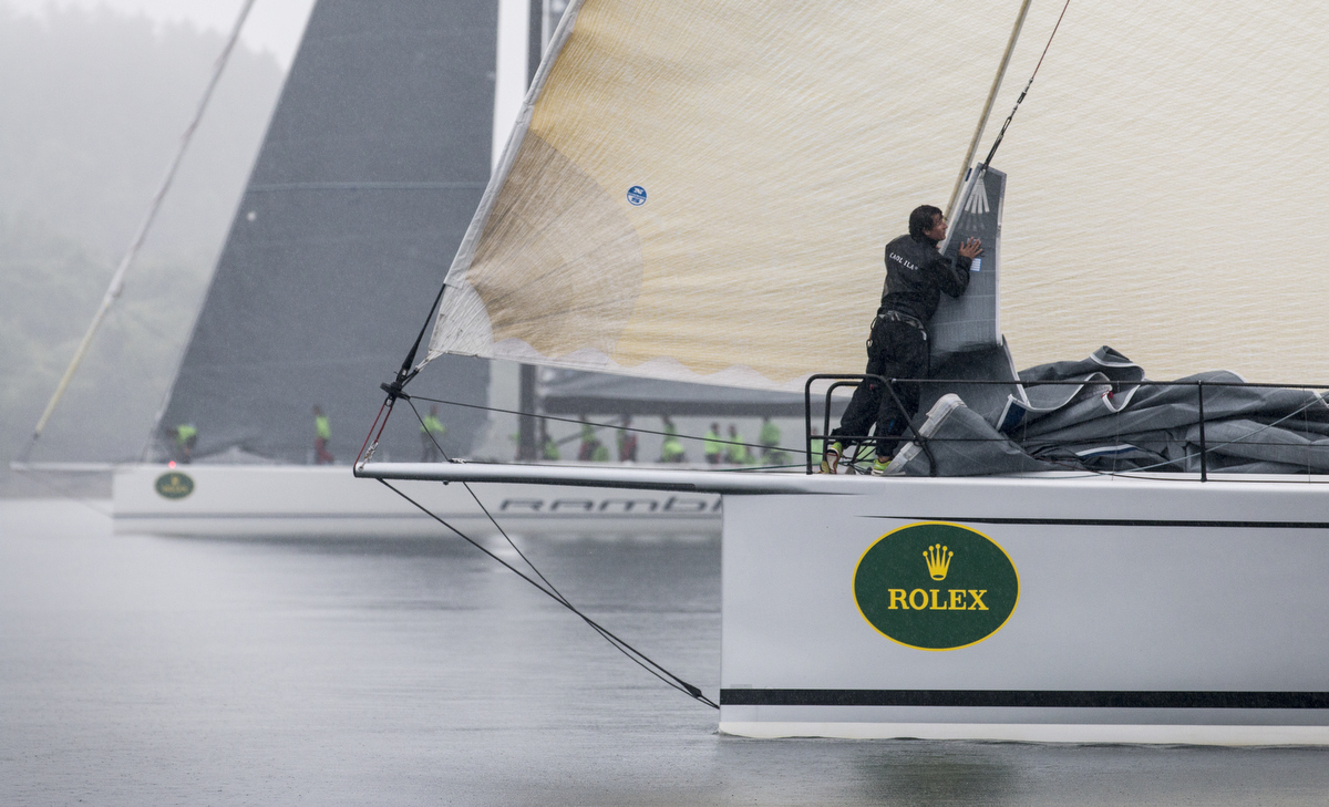 160TH NEW YORK YACHT CLUB ANNUAL REGATTA PRESENTED BY ROLEX