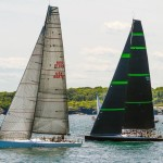 Shockwave takes Line Honours in the Newport Bermuda Race 2014
