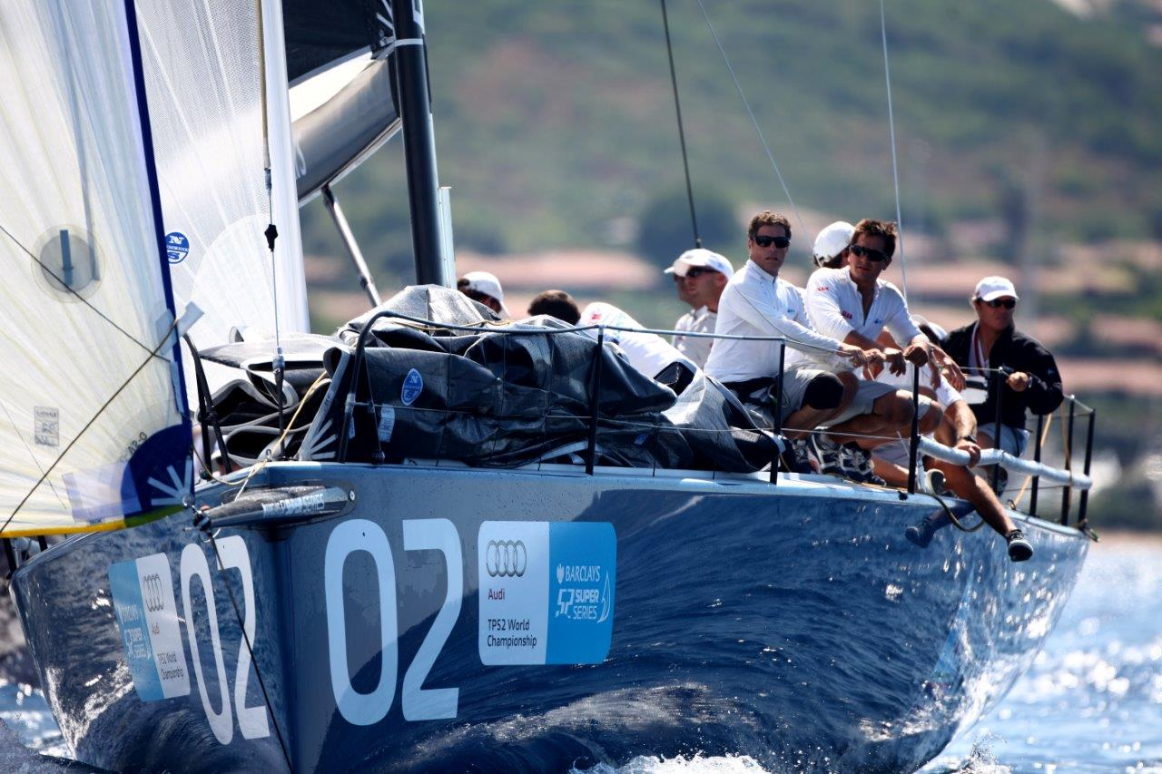 Coastal Race TP 52 Worlds Porto Cervo (Photo by Max Ranchi)