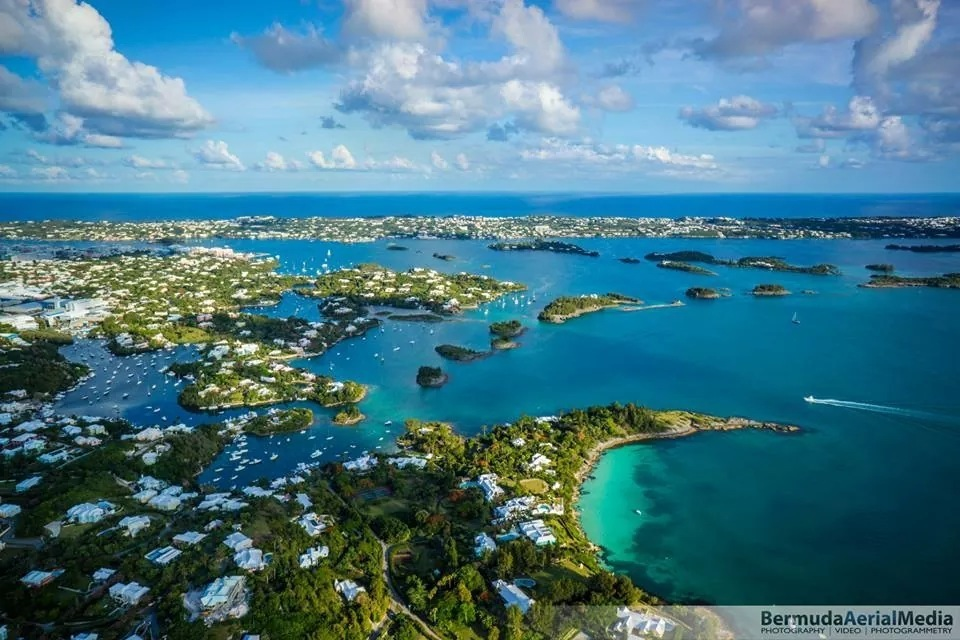 Bermuda (Photo © Bermuda Aerial Media)