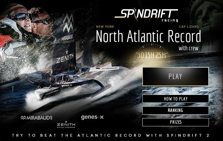 Virtual Regatta Spindrift