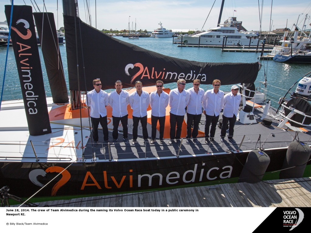 Team Alvimedica   (Photo by Billy Black)