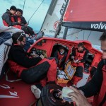 Team Dongfeng finds it's not easy to become a Volvo Ocean Race team in 6 Months