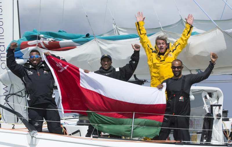 Musandam-Oman Sail Crew by Mark Lloyd