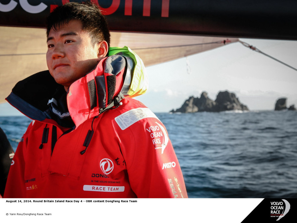 Photo by Yann Riou/Dongfeng Race Team