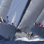 Maxi Yacht Rolex Cup reaches pressure point in Porto Cervo, Italy