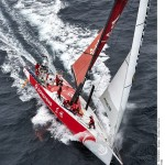 Team Dongfeng countdown the last days before the Start of the Volvo Ocean Race 2014-15