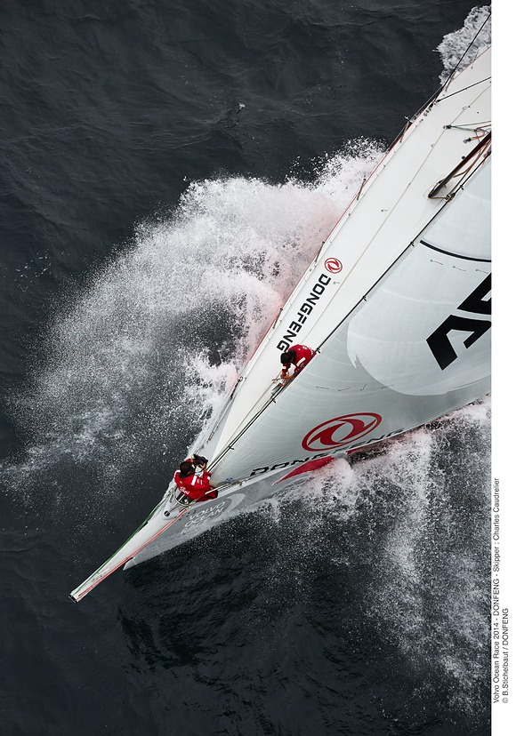 Team Dongfeng 3