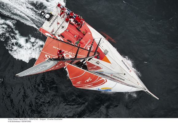 Team Dongfeng 4