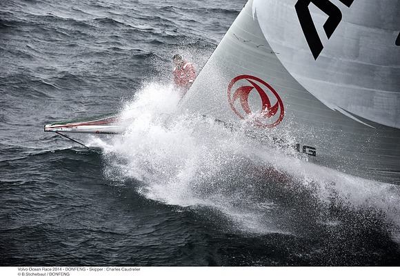 Team Dongfeng 5