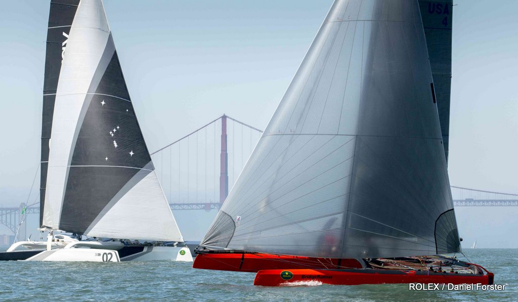 Rolex Big Boat Racing Series (Photo by Rolex / Daniel Forster )_0220